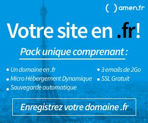 Solution Amen d'hébergement Wordpress Pas cher